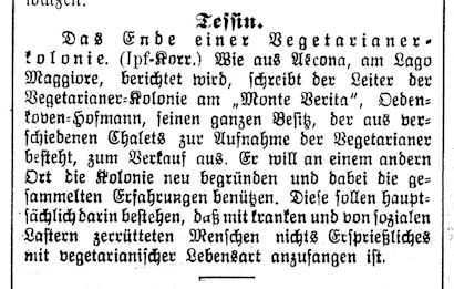 Oberländer Tagblatt