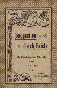 Suggestion durch Briefe